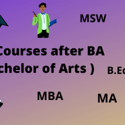 List of Best Courses after BA
