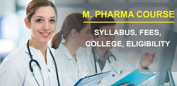 Master Of Pharmacy
