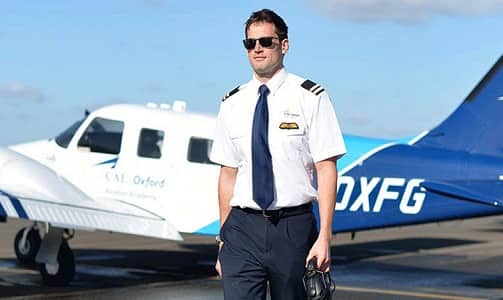 Commercial Pilot in India